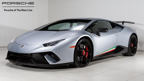2018 Lamborghini Huracan Performante:19 car images available