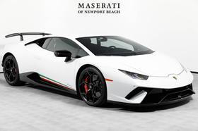 2018 Lamborghini Huracan Performante:24 car images available