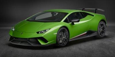2018 Lamborghini Huracan Performante : Car has generic photo
