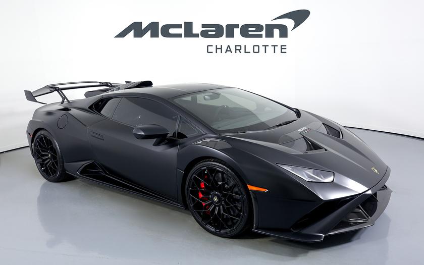 2021 Lamborghini Huracan STO:24 car images available