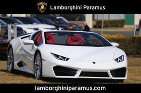 2019 Lamborghini Huracan Spyder:24 car images available