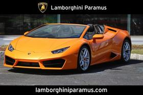 2019 Lamborghini Huracan Spyder:24 car images available
