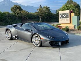 2018 Lamborghini Huracan Spyder:24 car images available