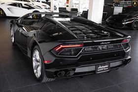 2019 Lamborghini Huracan Spyder