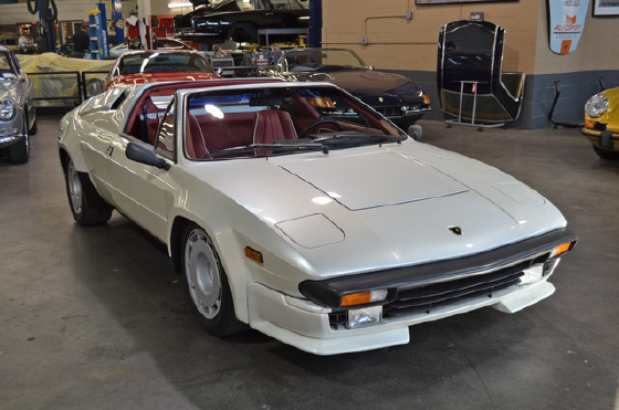 1987 Lamborghini Jalpa :20 car images available
