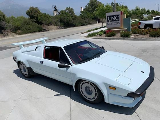 1985 Lamborghini Jalpa