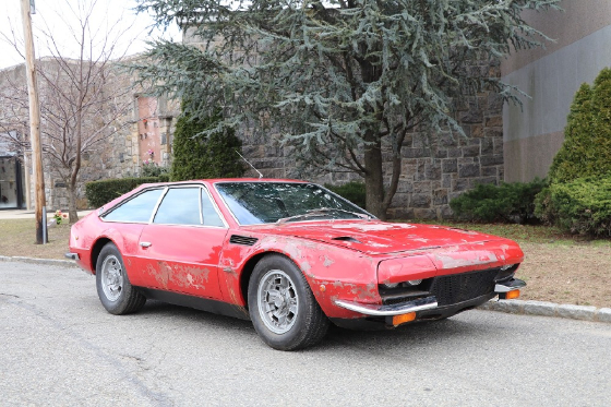 1973 Lamborghini Jarama GT:5 car images available