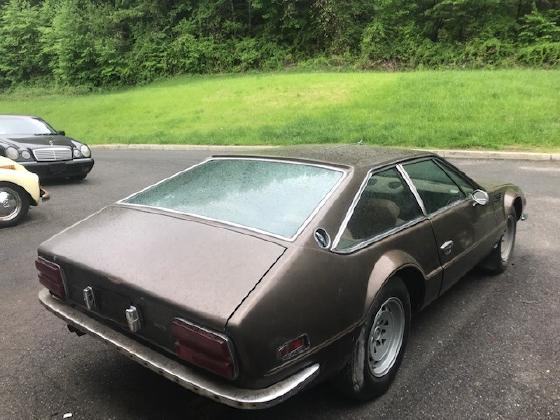 1973 Lamborghini Jarama S