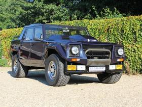 1988 Lamborghini LM002 :11 car images available