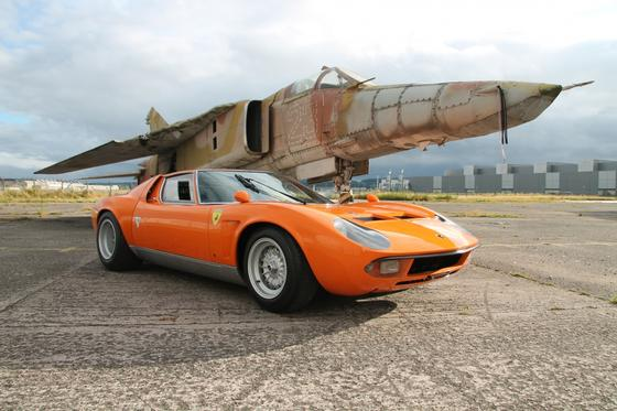 1969 Lamborghini Miura :7 car images available