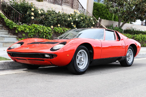 1971 Lamborghini Miura S:5 car images available