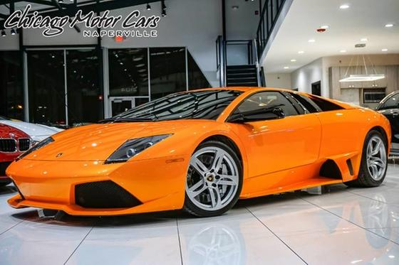 2008 Lamborghini Murcielago Coupe AWD:24 car images available