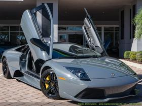 2009 Lamborghini Murcielago Coupe AWD:24 car images available