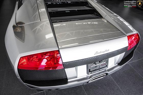 2007 Lamborghini Murcielago Coupe AWD