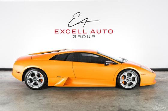 2003 Lamborghini Murcielago Coupe AWD:24 car images available