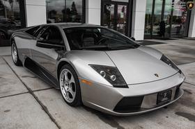 2004 Lamborghini Murcielago Coupe AWD:24 car images available