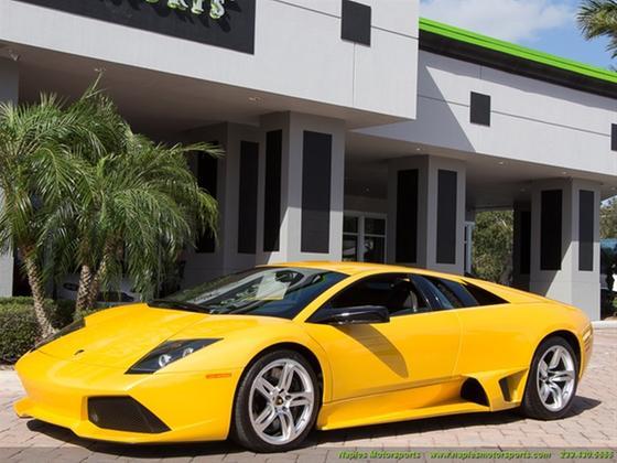 2008 Lamborghini Murcielago LP 640:24 car images available