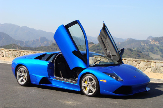 2008 Lamborghini Murcielago LP 640:12 car images available