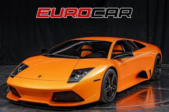 2009 Lamborghini Murcielago LP 640:24 car images available
