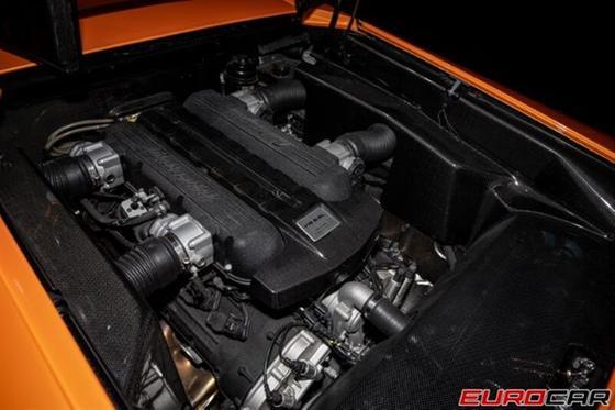 2009 Lamborghini Murcielago LP 640