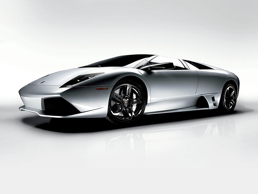 2008 Lamborghini Murcielago LP 640 : Car has generic photo
