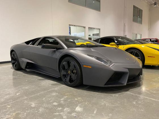 2008 Lamborghini Murcielago Reventon:9 car images available