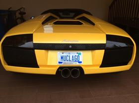 2005 Lamborghini Murcielago Roadster:12 car images available