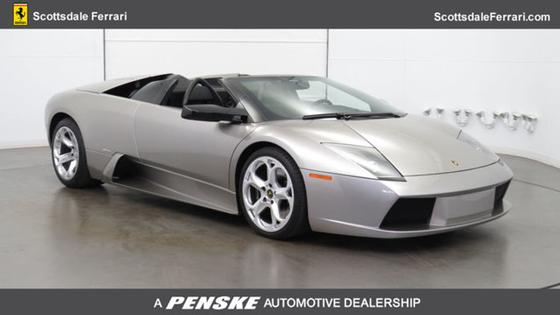 2005 Lamborghini Murcielago Roadster:24 car images available