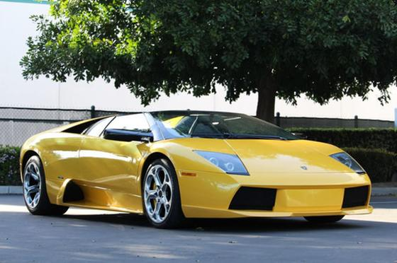 2006 Lamborghini Murcielago Roadster:24 car images available