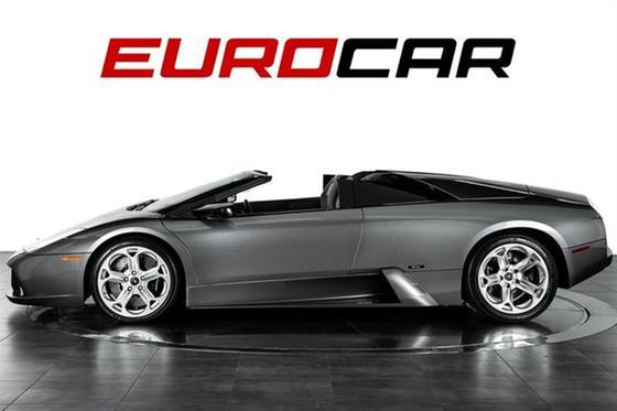 2005 Lamborghini Murcielago Roadster