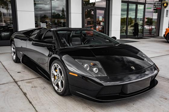 2006 Lamborghini Murcielago Roadster:24 car images available