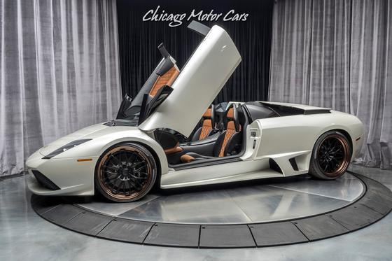 2008 Lamborghini Murcielago Roadster:24 car images available