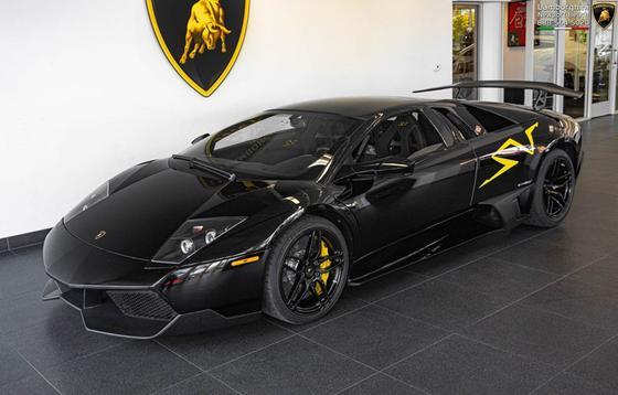 2010 Lamborghini Murcielago SV:24 car images available