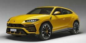 2019 Lamborghini Urus  : Car has generic photo
