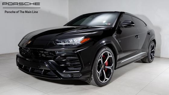 2019 Lamborghini Urus :21 car images available