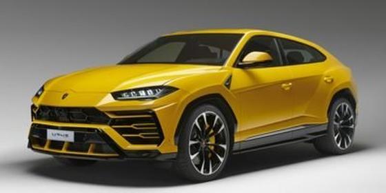 2019 Lamborghini Urus  : Car has generic photo
