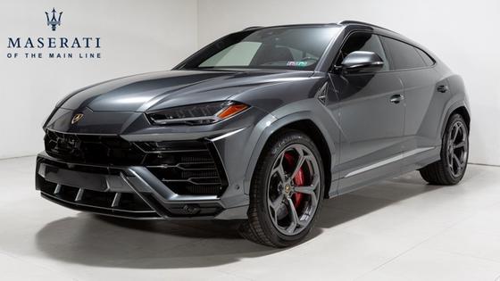 2020 Lamborghini Urus :22 car images available