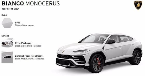 2021 Lamborghini Urus :6 car images available