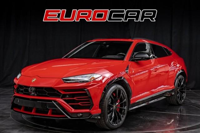 2021 Lamborghini Urus :24 car images available