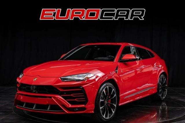 2021 Lamborghini Urus :24 car images available