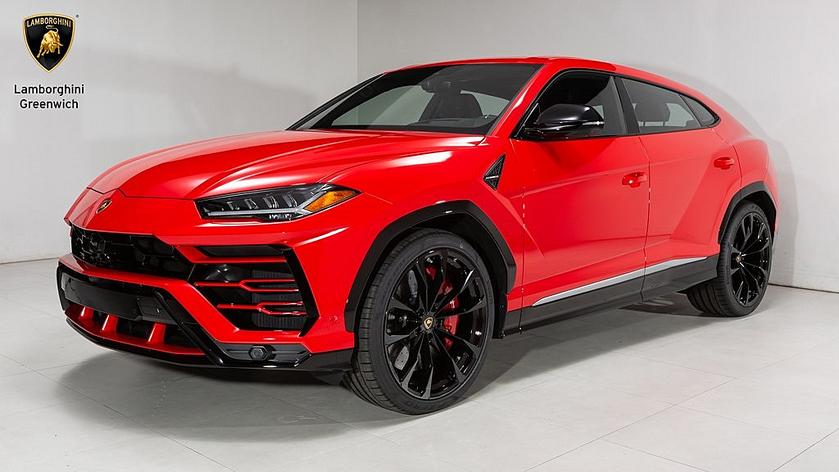 2020 Lamborghini Urus :21 car images available