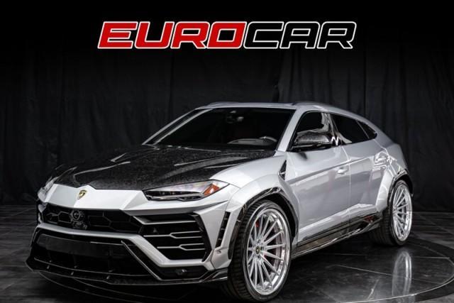 2020 Lamborghini Urus :24 car images available