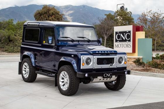 1990 Land Rover Defender :24 car images available