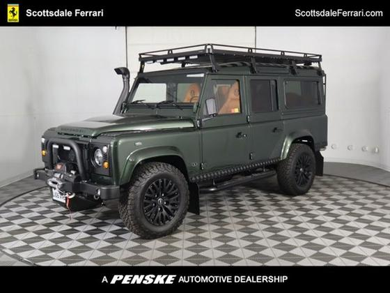 1994 Land Rover Defender :24 car images available