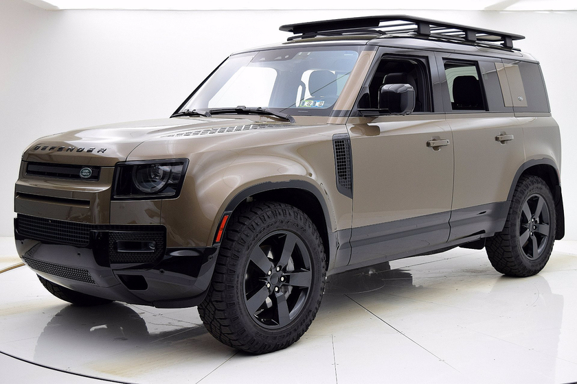 2020 Land Rover Defender :24 car images available