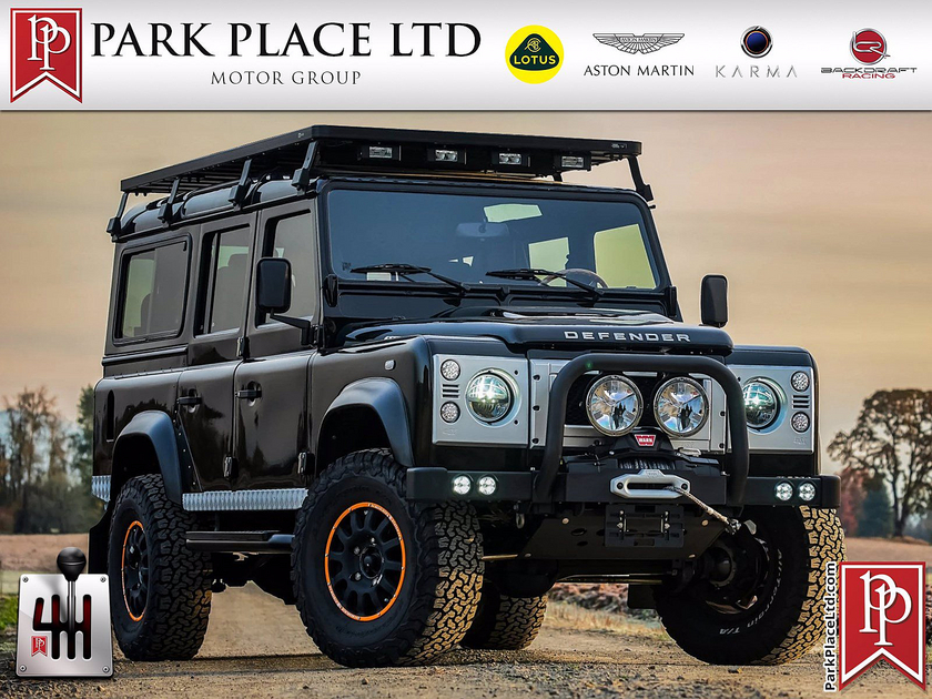 1992 Land Rover Defender :24 car images available
