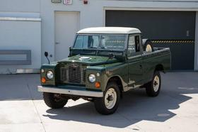 1966 Land Rover Defender 109 Series II:24 car images available