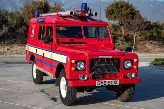 1981 Land Rover Defender 109 Series II