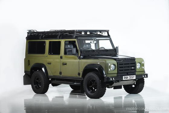 1983 Land Rover Defender 110:24 car images available