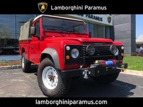1991 Land Rover Defender 110:24 car images available